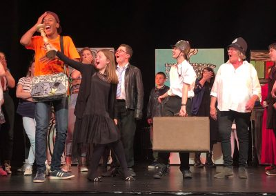 Inclusive theatre group thanet