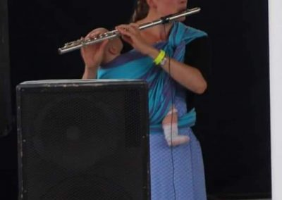 Flute at Folk Week