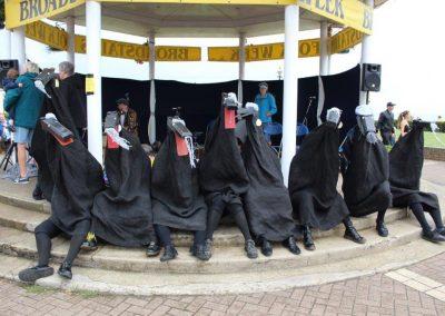 Scary Horses?